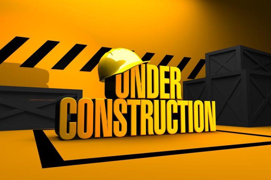 website under contstruction